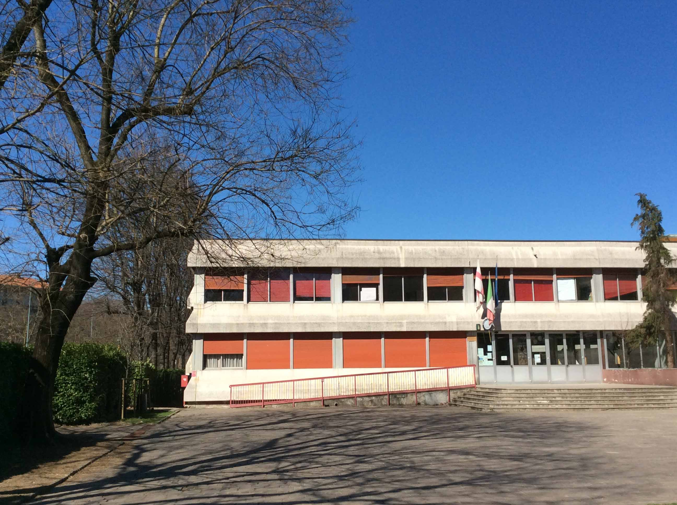 Progetti Esterni Scuola Primaria : Scuola primaria e dell infanzia sedi e spazi istituto